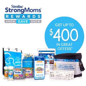 Similac Strongmom